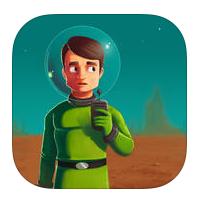 Space Age: A Cosmic Adventure per iPhone