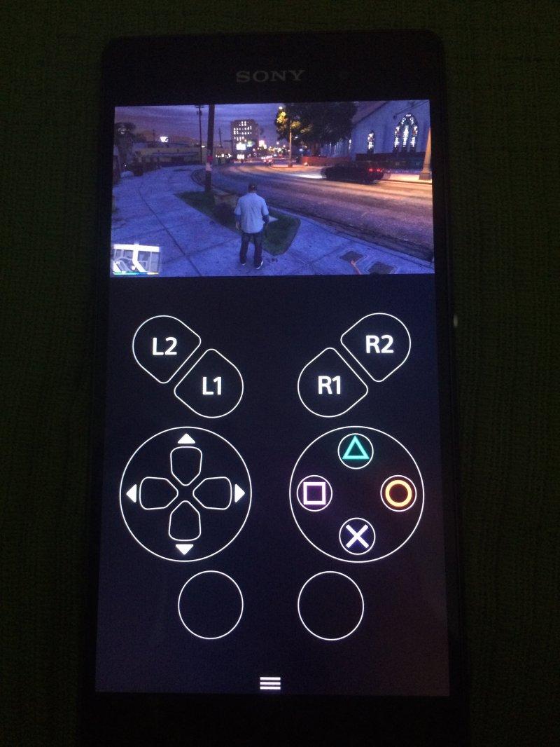 Xperia Z3 e Remote Play su PlayStation 4