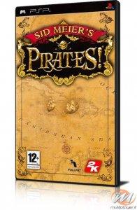 Sid Meier's Pirates! per PlayStation Portable