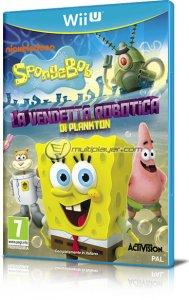 SpongeBob: La Vendetta Robotica di Plankton per Nintendo Wii U