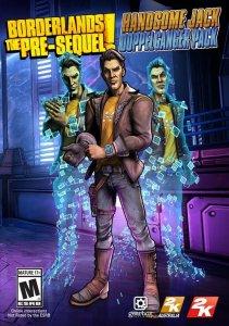 Borderlands: The Pre-Sequel - Handsome Jack Doppelganger Pack per PlayStation 3