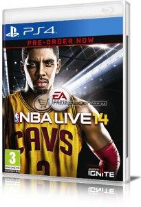 NBA Live 14 per PlayStation 4