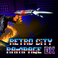 Retro City Rampage: DX per Nintendo Wii