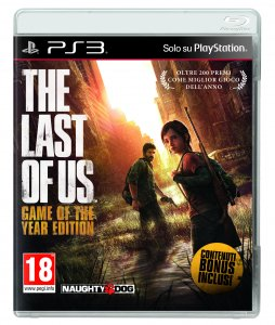 The Last of Us: Game of the Year Edition per PlayStation 3