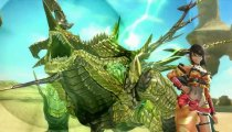 Shining Resonance -Video del gameplay