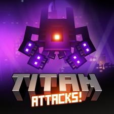 Titan Attacks! per PlayStation Vita