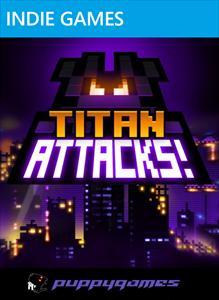 Titan Attacks! per Xbox 360