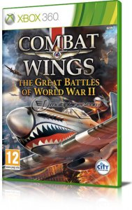 Combat Wings: The Great Battles of WWII per Xbox 360