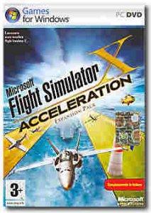 Flight Simulator X: Acceleration Expansion Pack per PC Windows