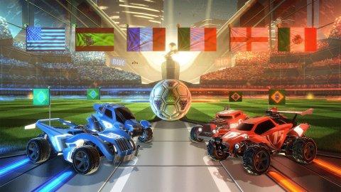 Gli sviluppatori di Rocket League inseriranno la funzionalità Party cross-platform nel corso dell'anno