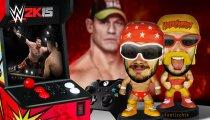 WWE 2K15 - Sala Giochi