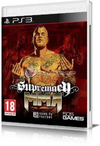 Supremacy MMA per PlayStation 3