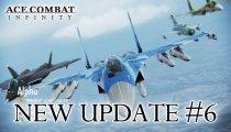 Ace Combat Infinity - Trailer del sesto update