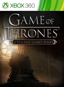 Game of Thrones - Episode 1: Iron From Ice per Xbox 360
