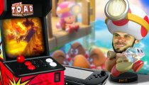 Captain Toad: Treasure Tracker - Sala Giochi
