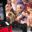 Kingdom Hearts HD 2.5 ReMIX - Sala Giochi