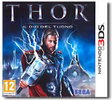 THOR: Il Dio del Tuono per Nintendo 3DS