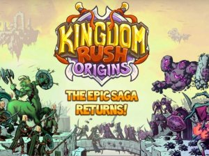 Kingdom Rush Origins per iPhone