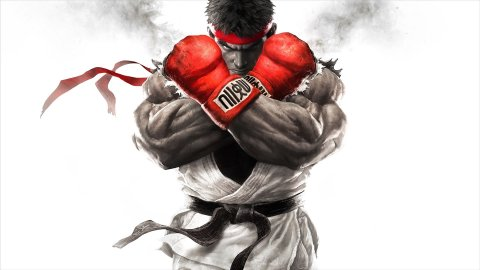 Street Fighter, Ryu's cosplay fighting with Blanka by scaf_oner is a work of art