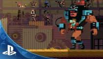 Super Time Force Ultra - Trailer della PlayStation Experience