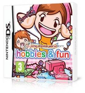 Cooking Mama World: Hobbies & Fun per Nintendo DS