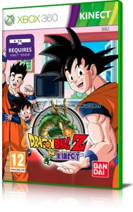 Dragon Ball Z per Kinect per Xbox 360