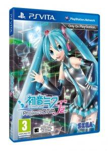 Hatsune Miku: Project Diva F 2nd per PlayStation Vita