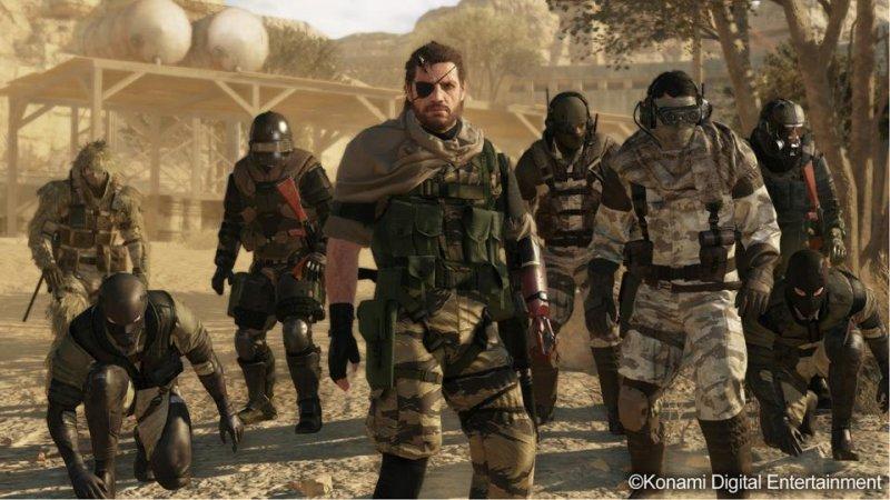 I primi passi su Metal Gear Online