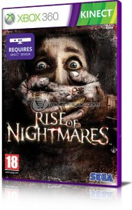 Rise of Nightmares per Xbox 360