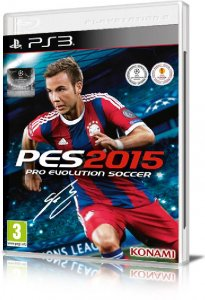 Pro Evolution Soccer 2015 (PES 2015) per PlayStation 3
