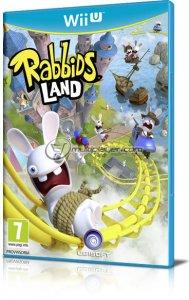 Rabbids Land per Nintendo Wii U