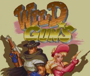 Wild Guns per Nintendo Wii