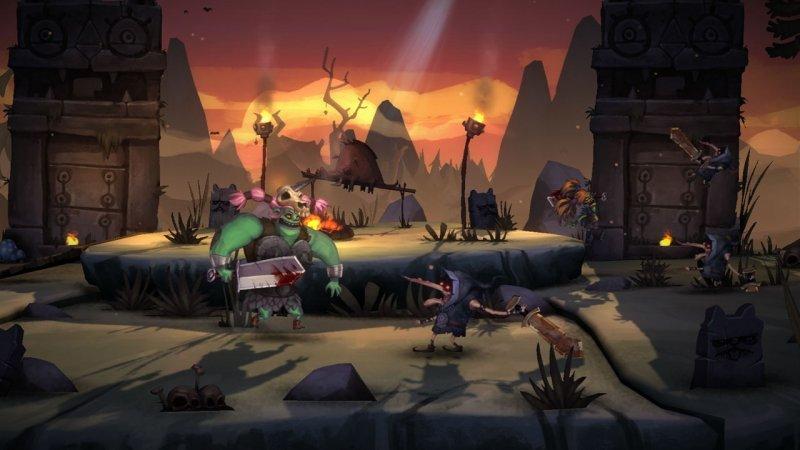 La versione Wii U di Zombie Vikings è stata cancellata ufficialmente