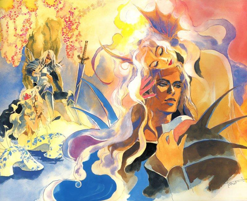 Square Enix ha annunciato SaGa 2015 per PlayStation Vita