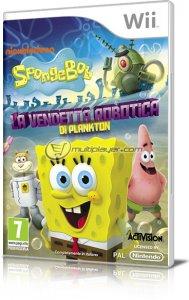SpongeBob: La Vendetta Robotica di Plankton per Nintendo Wii