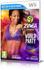 Zumba Fitness World Party per Nintendo Wii