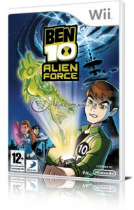 Ben 10: Alien Force - The Game per Nintendo Wii