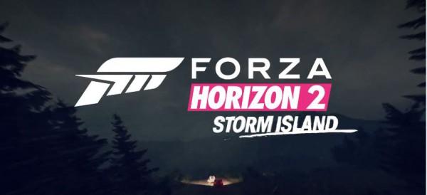 Forza Horizon 2 - Storm Island