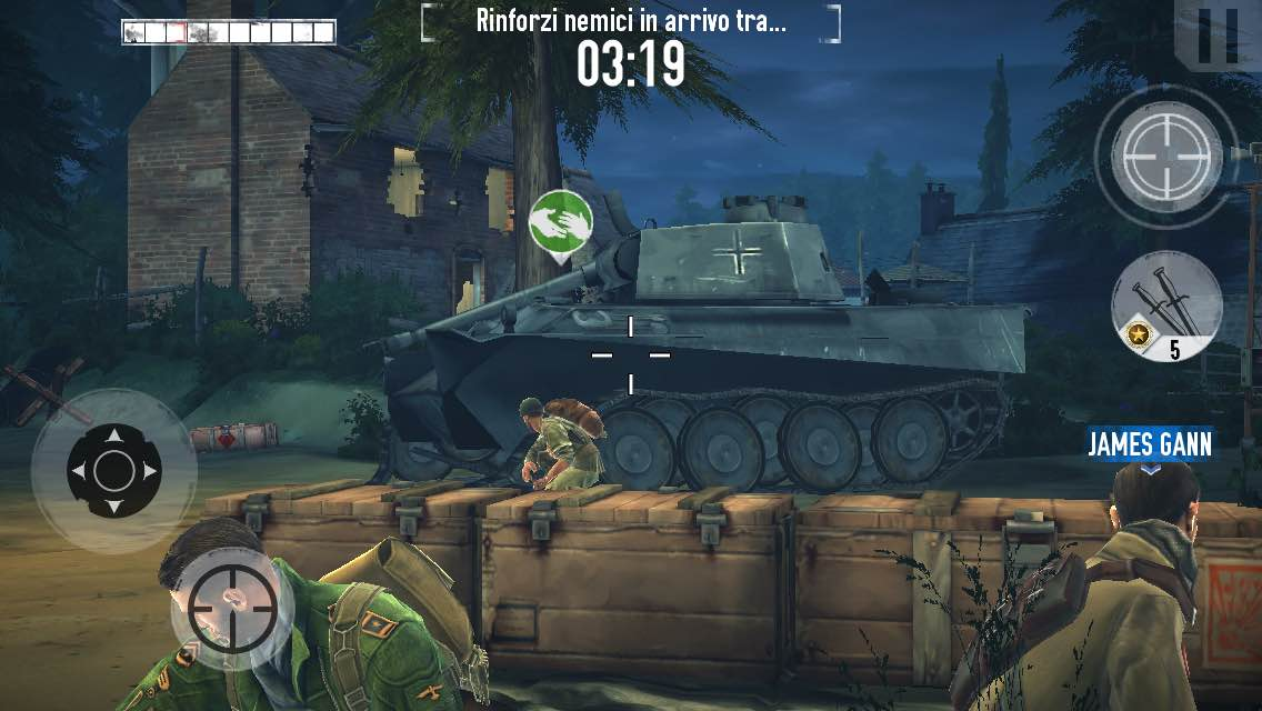 Image currently unavailable. Go to www.generator.bulkhack.com and choose Brothers in Arms 3: Sons of War image, you will be redirect to Brothers in Arms 3: Sons of War Generator site.