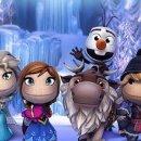 """Un DLC ispirato a """"Frozen"""" per LittleBigPlanet 3"""