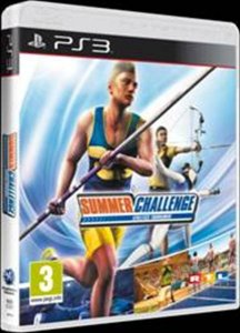 Summer Challenge: Athletics Tournament per PlayStation 3