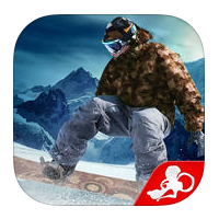 Snowboard Party per iPhone