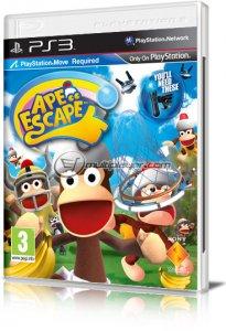 Ape Escape per PlayStation 3