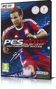Pro Evolution Soccer 2015 (PES 2015) per PC Windows