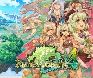 Rune Factory 4 per Nintendo 3DS