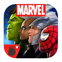 Marvel Sfida dei Campioni per iPhone