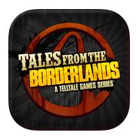 Tales from the Borderlands - Episode 1: ZerO Sum per iPhone