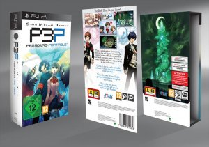 Shin Megami Tensei: Persona 3 Portable per PlayStation Portable