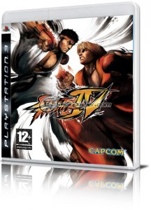 Street Fighter IV per PlayStation 3