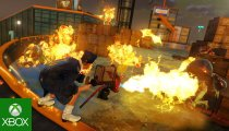 Sunset Overdrive and the Mystery of the Mooil Rig - Il trailer di lancio